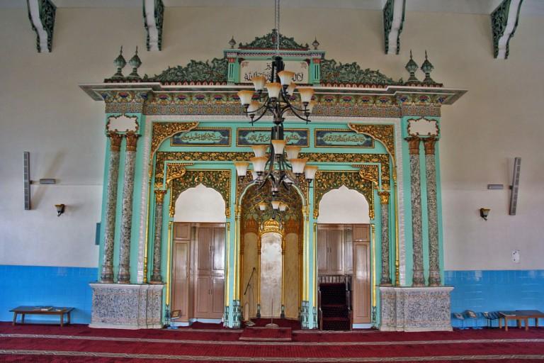 Jamia Mosque  Landhies7