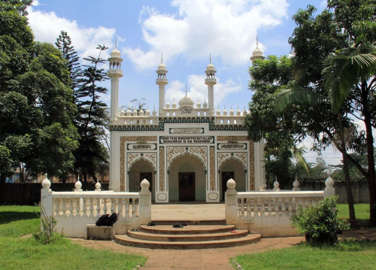 Starehe Mosque Web
